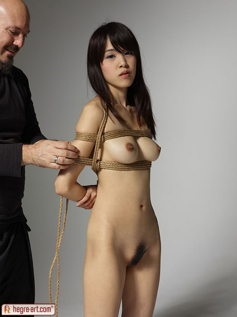 Words... super Naked asian women tied yet did