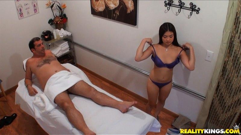 Nuru Massage Cock Rubbing Pussy And Fu